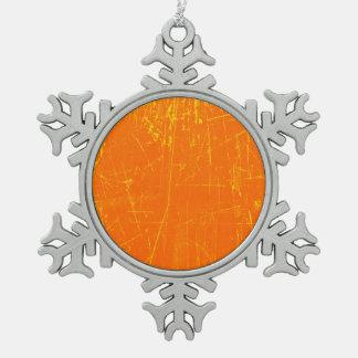 Textura envejecida y llevada del naranja rasguñado adornos