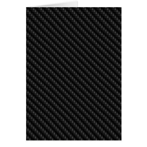 Textura firmemente tejida de la fibra de carbono d tarjeton