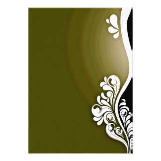 Textura floral y verdosa blanca pura comunicado