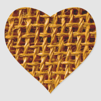 Textura fresca del Grunge de la mirada de la Pegatina En Forma De Corazón