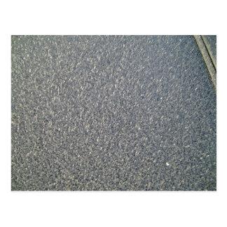 Textura gris de la tela postal