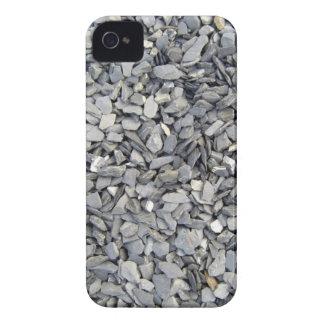 Textura gris de los microprocesadores de la iPhone 4 Case-Mate carcasas
