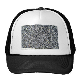 Textura gris de los microprocesadores de la pizarr gorra