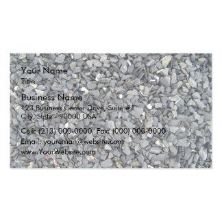 Textura gris de los microprocesadores de la pizarr tarjetas de visita
