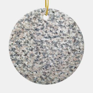 Textura gris y blanca del granito adorno