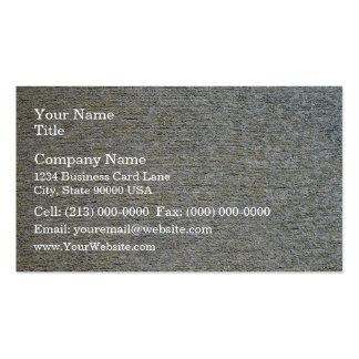Textura inconsútil concreta tarjetas personales