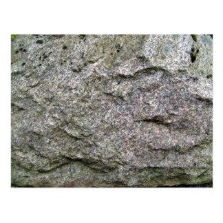 Textura inconsútil de la roca con el musgo postales