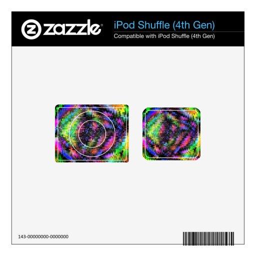 Textura iPod Shuffle Skins
