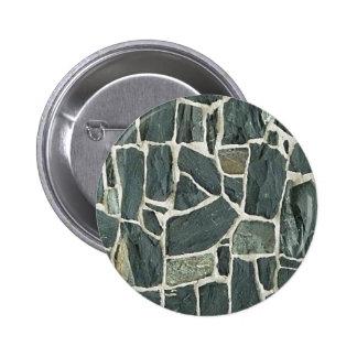 Textura irregular de la pared de piedras pin