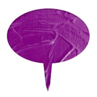 textura mojada del color, púrpura figura de tarta