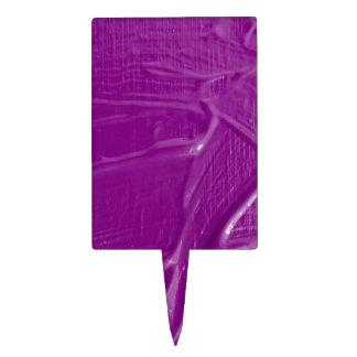 textura mojada del color, púrpura decoraciones para tartas