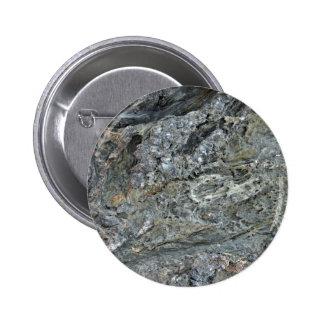 Textura negra de la roca pin