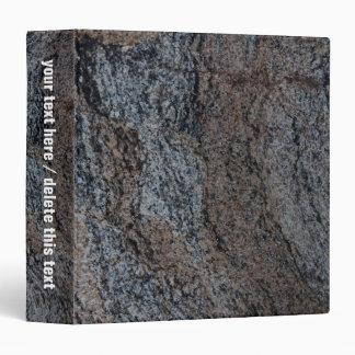 "Textura negra roja de piedra del granito carpeta 1 1/2"""