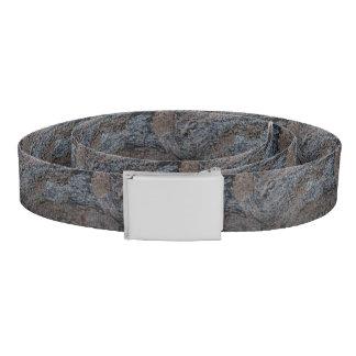 Textura negra roja de piedra del granito correa
