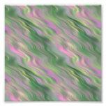 Textura ondulada del tulipán rosado fotografía