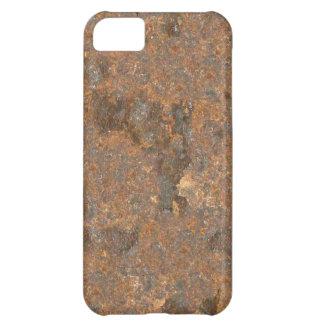 Textura oxidada del metal