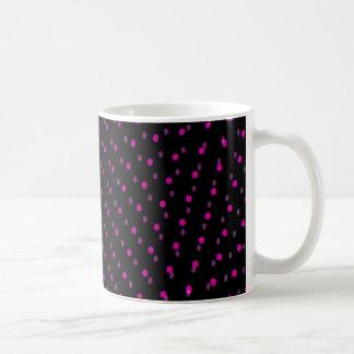 Textura plástica abstracta de la malla taza básica blanca