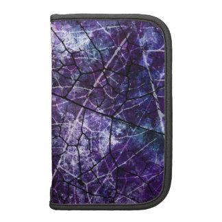 Textura púrpura, azul, y roja del Grunge del Planificador