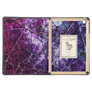 Textura púrpura, azul, y roja del Grunge del