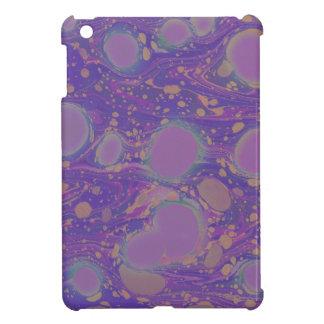 Textura púrpura del papel veteado del ácido