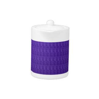 Textura púrpura santa cristalina de Goodluck de la