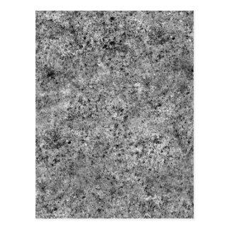 Textura quemada del embaldosado de la arena tarjetas postales