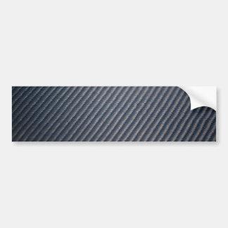 Textura real de la foto de la fibra de carbono pegatina para auto