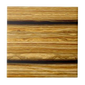 textura resistida de los tableros de madera azulejo cuadrado pequeño