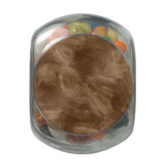 Textura retra de la pintura de la acuarela de jarrones de cristal