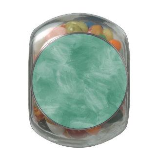 Textura retra de la pintura de la acuarela de la frascos de cristal