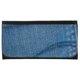 Textura retra del dril de algodón