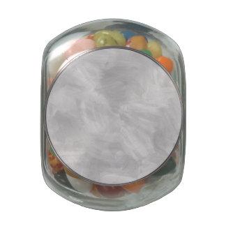 Textura retra gris clara de la acuarela frascos de cristal