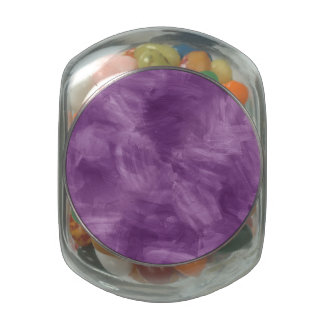 Textura retra púrpura de la pintura de la acuarela jarrones de cristal