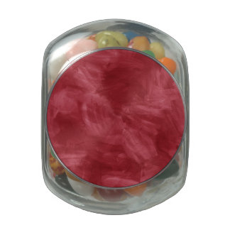Textura retra roja de la pintura de la acuarela jarrones cristal