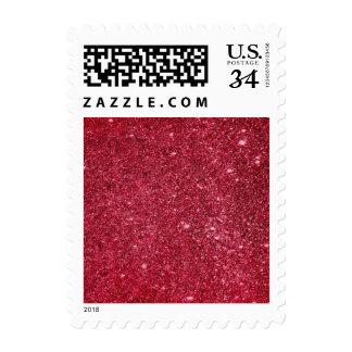 Textura roja fabulosa del brillo envio