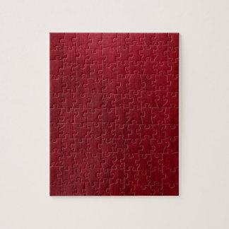 Textura roja retra del dril de algodón de los rompecabeza