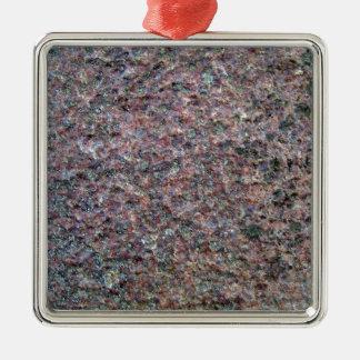 Textura roja y negra del granito ornamentos para reyes magos