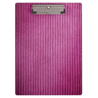 Textura rosada de la pana para el fondo