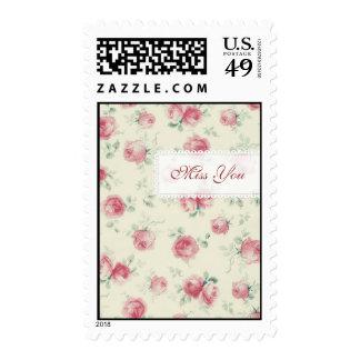 Textura rosada de los rosas del vintage - Srta Yo