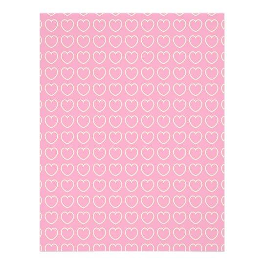 Textura rosada del fondo del libro de recuerdos de membretes personalizados