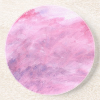 Textura rosada posavasos para bebidas