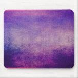 Textura violeta del vintage del Grunge de Mousepad Alfombrillas De Raton