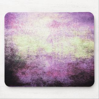 Textura violeta fresca del vintage del Grunge de M Mouse Pad