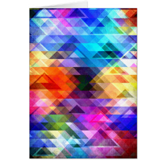 Textural Geometry of Color Card