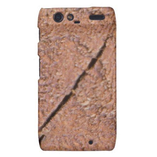 Texturas barnizadas de madera droid RAZR carcasas