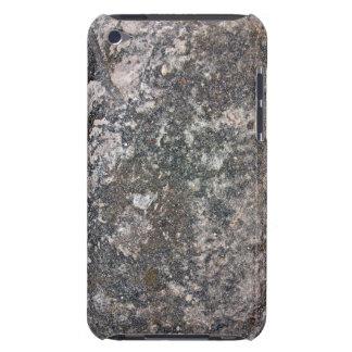 Texturas de la tierra de la roca iPod touch protector