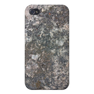 Texturas de la tierra de la roca iPhone 4 cobertura