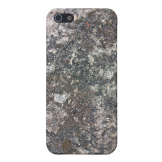 Texturas de la tierra de la roca iPhone 5 cobertura