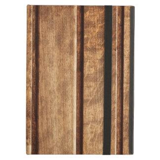 Texturas de madera del panel del vintage