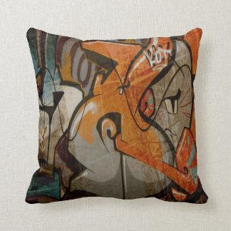 Texture 13 throw pillow